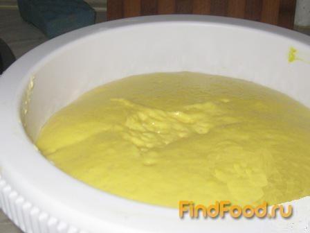 Ромовая баба с апельсиновым соком рецепт с фото 2-го шага