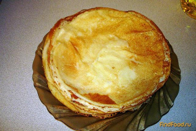 рецепт приготовления блинчиков с печенью