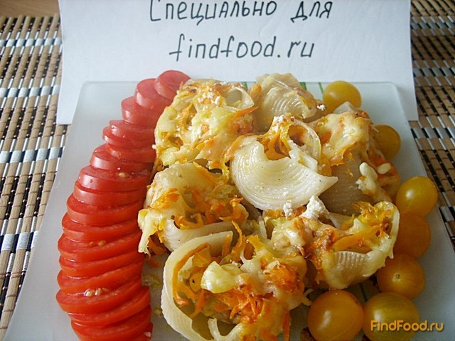 Макароны-ракушки рецепт с фото 9-го шага