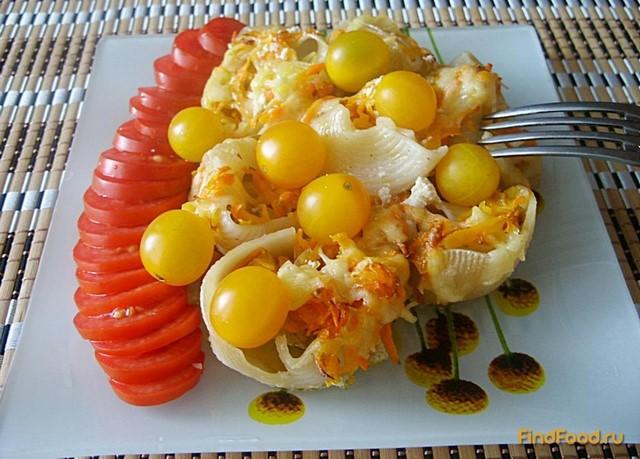 Макароны-ракушки рецепт