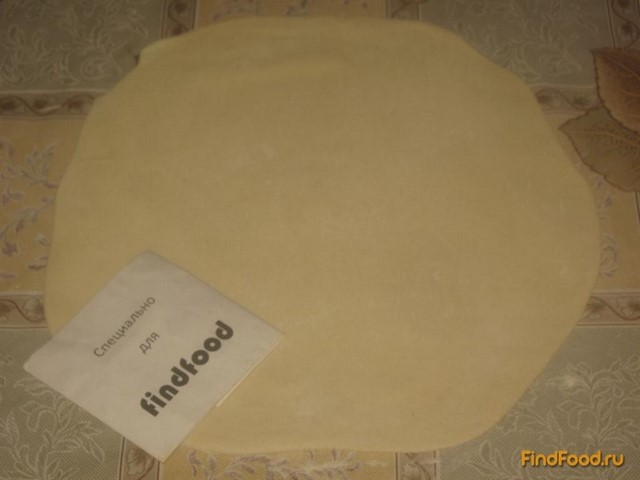 Пирог с щавелем из слоеного теста рецепт с фото 1-го шага
