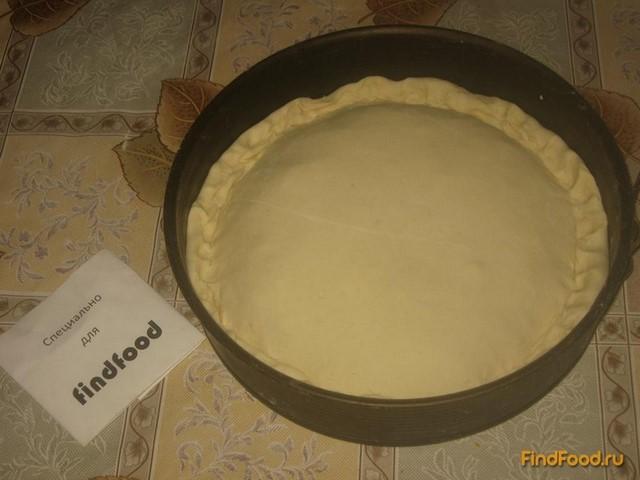 Пирог с щавелем из слоеного теста рецепт с фото 4-го шага