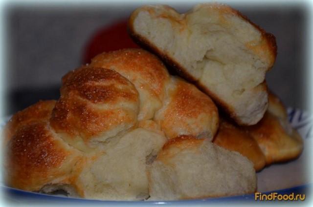 Сладкие булочки на воде рецепт с фото