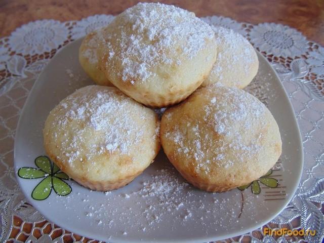 Кексы из творога рецепт пошагово