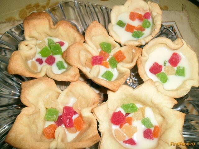 Тарталетки в домашних условиях пошаговый рецепт с фото