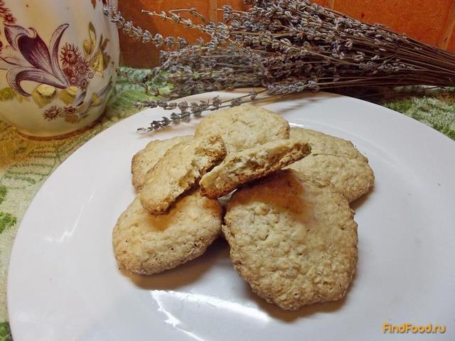 Рецепт овсяного печенья своими руками