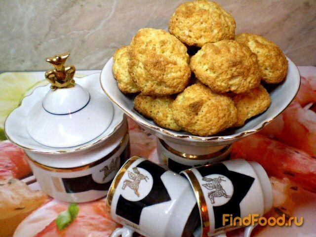Печенье на сметане рецепт в домашних условиях с фото
