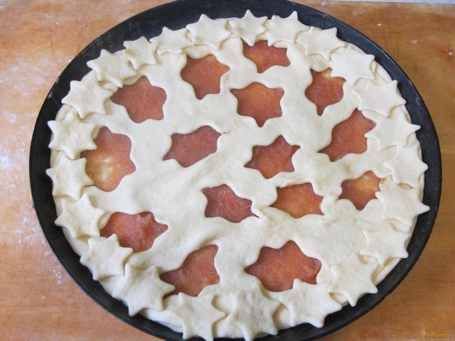 Жареные пирожки с яблочным повидлом рецепт 104