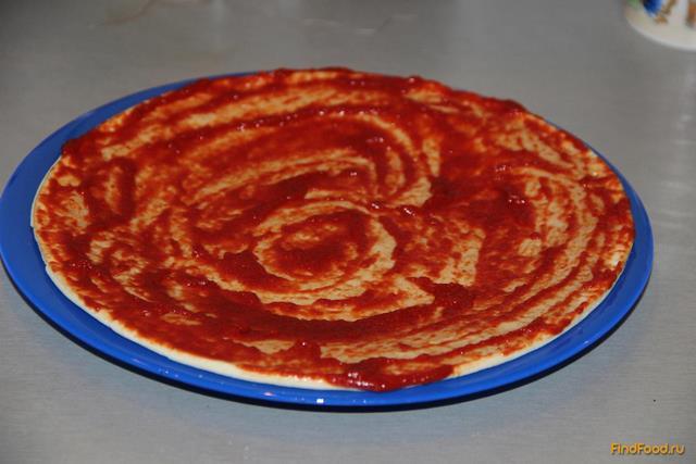 рецепт пиццы быстро приготовления