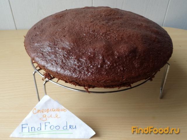 Торт Кучерявый мальчик рецепт с фото 4-го шага