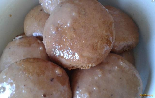 Рецепт Тульские пряники рецепт с фото