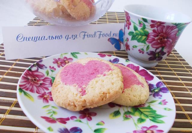 Песочное печенье, рецепты с фото