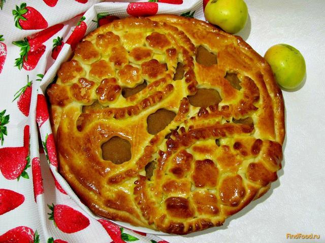 Рецепт пирога с повидлом в мультиварке  Пирог в