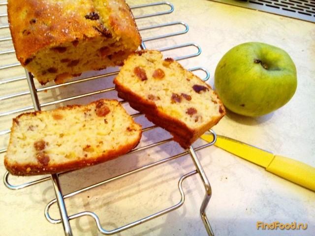 Яблочный манник с изюмом рецепт с фото 9-го шага