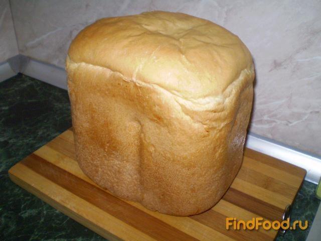Хлеб в домашних условиях на кефире