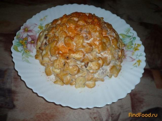 Рецепт Быстрый тортик из крекеров рецепт с фото