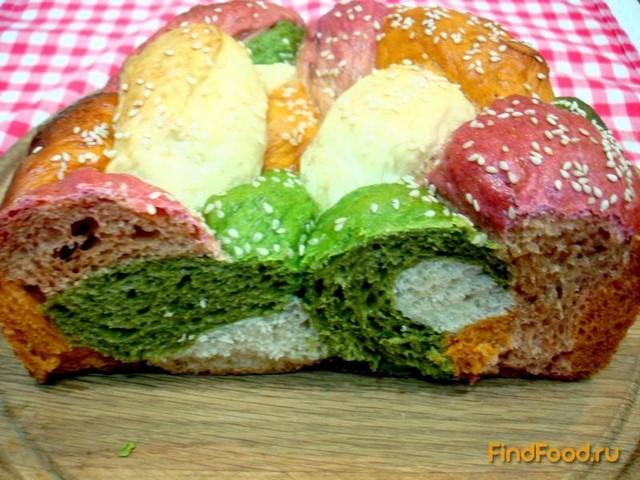 Рецепт Австралийский овощной хлеб рецепт с фото