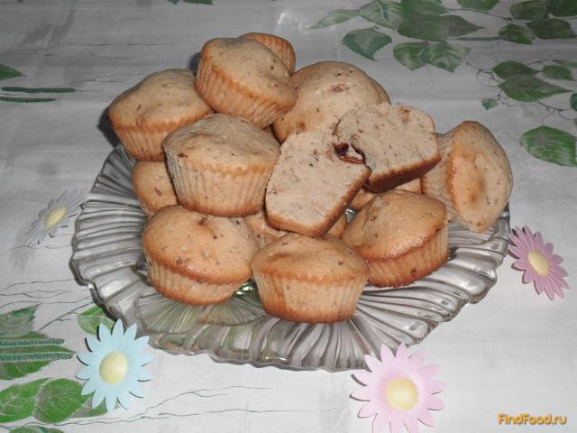 Рецепт Вкусные кексы с корицей рецепт с фото