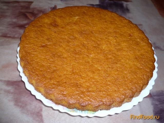 Рецепт Постный морковный пирог рецепт с фото