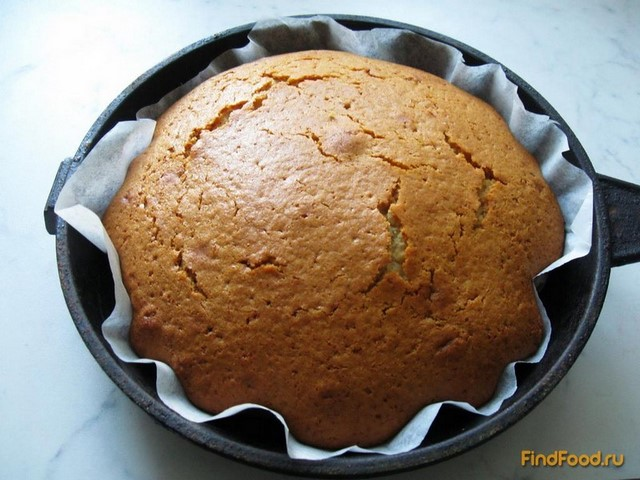 Пирог Медовый рецепт с фото 8-го шага