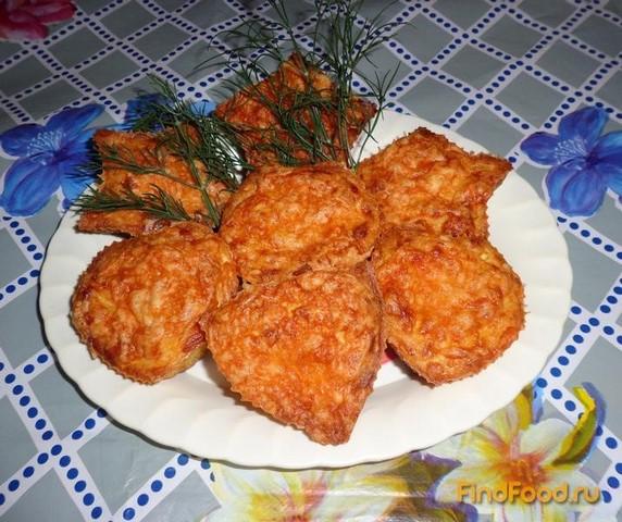 Рецепт Маффины из кабачка и сыра рецепт с фото