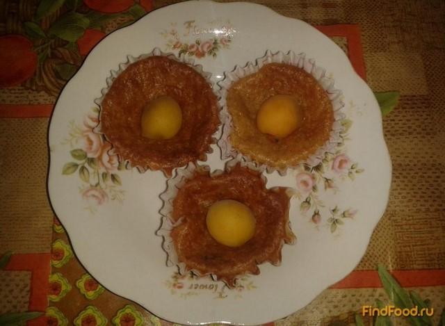 Рецепт Творожные кексы без яиц рецепт с фото