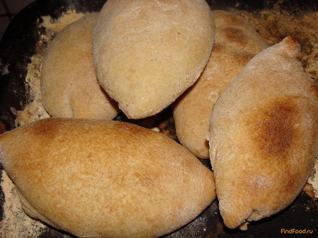 Рецепт Бездрожжевые пирожки с портулаком на закваске рецепт с фото