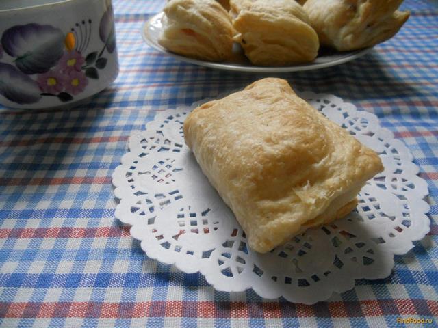 Рецепт Конвертики с сосисками и сыром рецепт с фото
