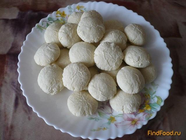 Рецепт Постные мятные пряники рецепт с фото