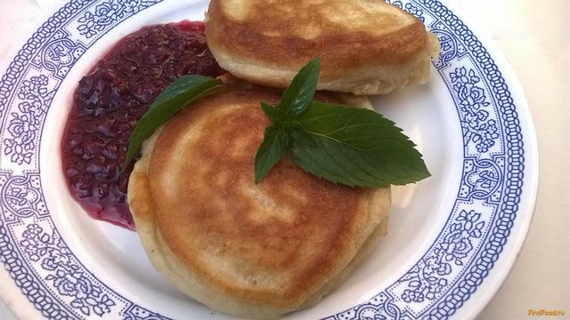 Рецепт Оладьи с гречневой мукой рецепт с фото