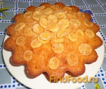 Рецепт Кекс на арбузном соке рецепт с фото