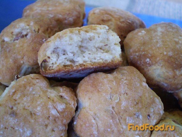 Рецепт Ореховое печенье на молоке рецепт с фото