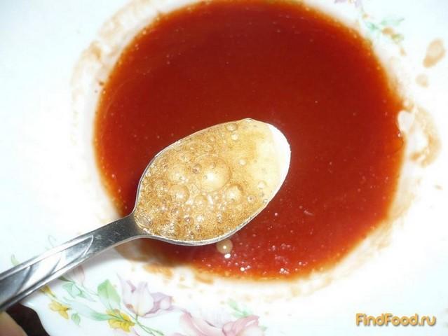 рецепт пряников на томатном соке