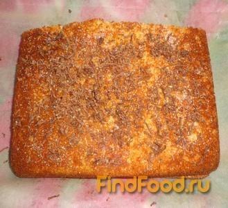 Рецепт Пирог с маком и яблочным повидлом рецепт с фото
