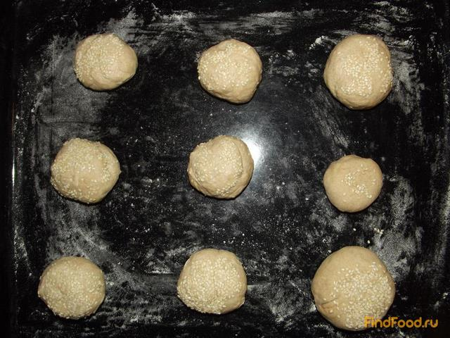 Ржаные булочки рецепт с фото 3-го шага