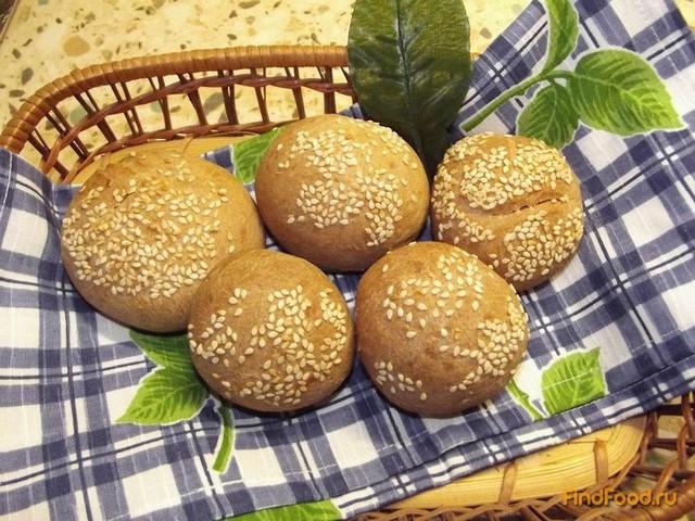 Ржаные булочки рецепт с фото 4-го шага