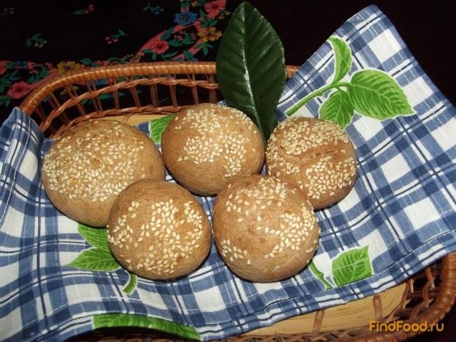 Ржаные булочки рецепт с фото 5-го шага