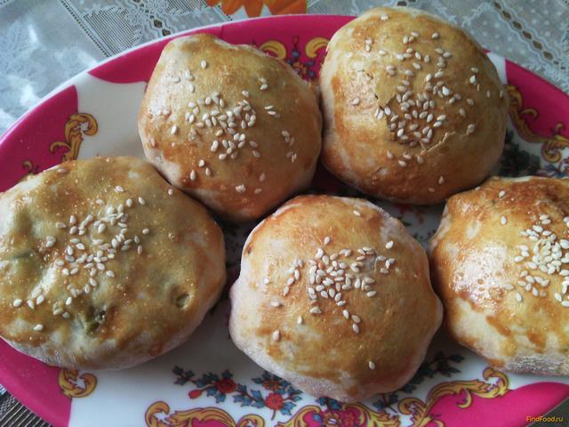 Рецепт Самса с картофелем и мясом рецепт с фото