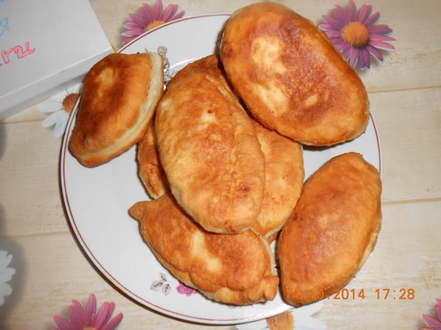Рецепт Пирожки с картофелем и курицей рецепт с фото