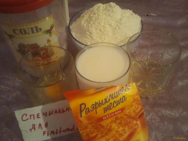 Тесто для пиццы без дрожжей за пять минут!!!. Обсуждение ...