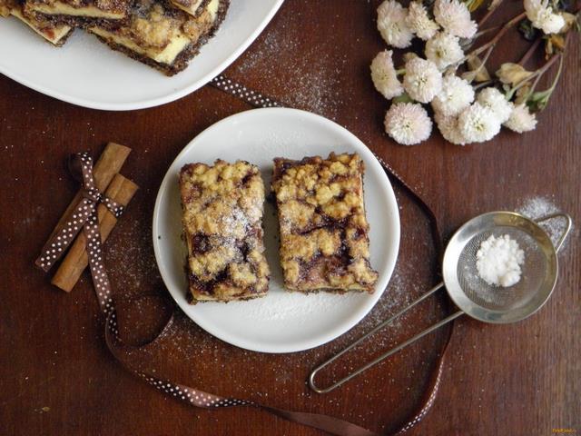 Рецепт Пирог из творога рецепт с фото