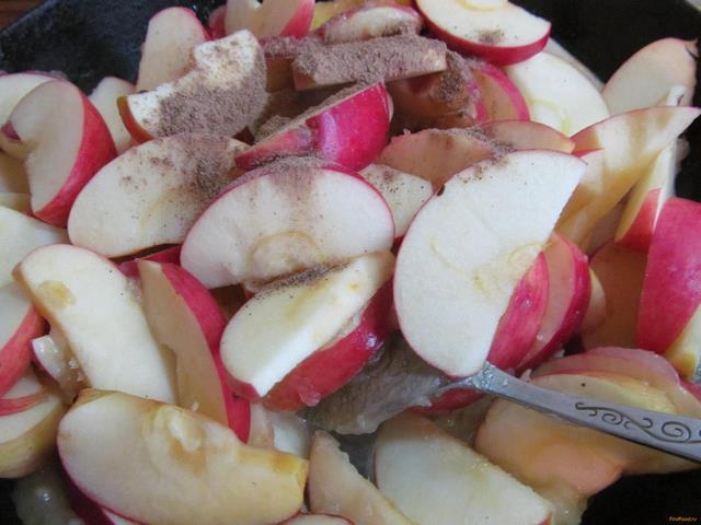 Яблочный пай рецепт с фото 8-го шага