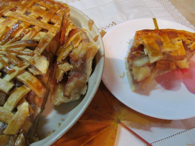 Рецепт Яблочный пай рецепт с фото