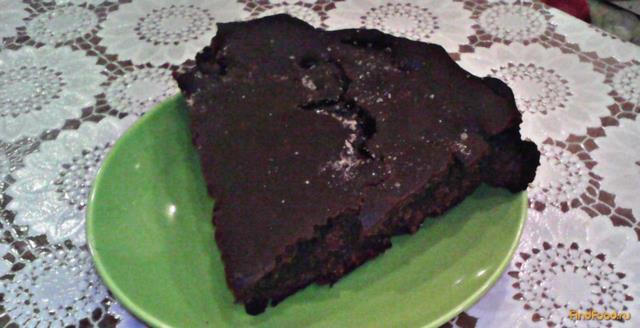 Рецепт Постный вишневый пирог рецепт с фото