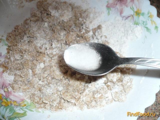 постное печенье с отрубями рецепты