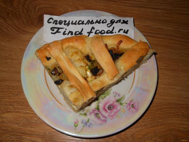 Рецепт пирог с цветной и брюссельской капустой рецепт с фото