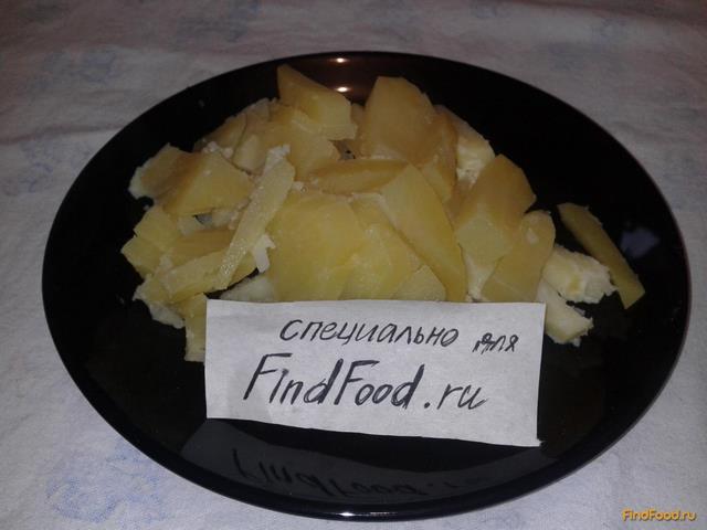 Пирог с фаршем из слоёного теста рецепт с фото 4-го шага