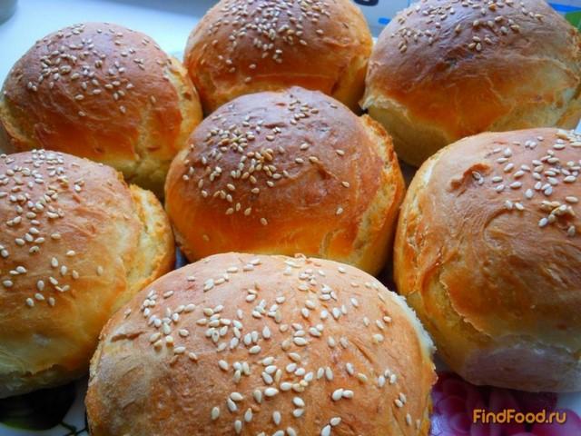 Рецепт Булочки с копченым сыром рецепт с фото