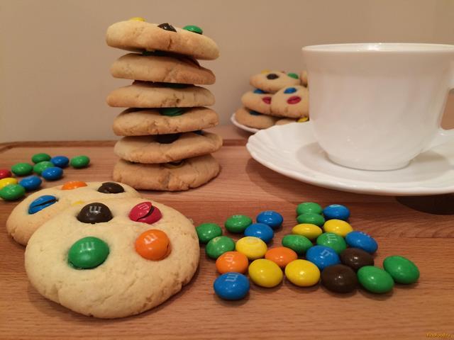 Рецепт Американское печенье рецепт с фото