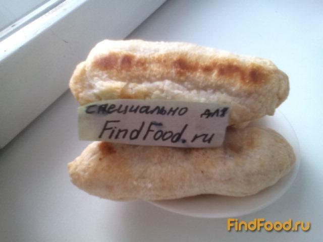 Сосиска в тесте с картошкой - пошаговый рецепт